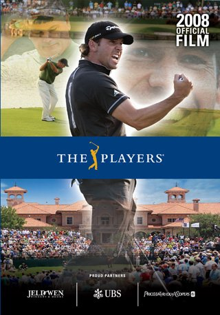 2008 Players Championship DVD