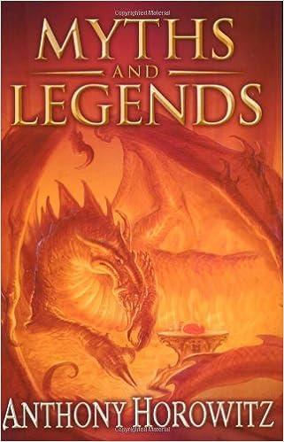 Myths and Legends: Amazon.co.uk: Horowitz, Anthony: 9780753461464: Books