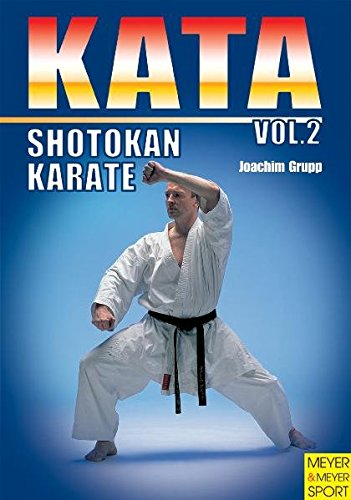 Shotokan Karate Kata, Vol. 2