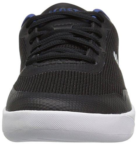 Lacoste Womens Light Spirit 117 1 Sneaker De Mode Noir