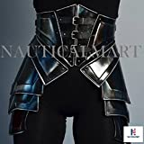 NauticalMart Сorset (Cuirass) Lady Larp ''Hunter'' Halloween Costume Armor
