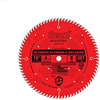 "Freud 10"" x 80T Ultimate Plywood & Melamine Blade (LU80R010)"
