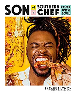 Book Cover: Son of a Southern Chef: Cook with Soul