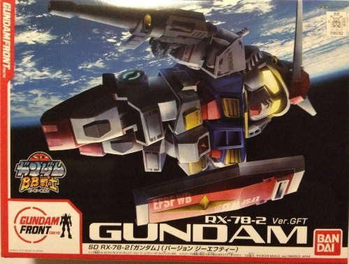 SD Gundam BB RX-78-2 Gundam Ver.GFT Model Kit - Rx 78 Model Kit
