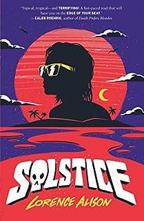 Book Cover: Solstice: A Tropical Horror Comedy