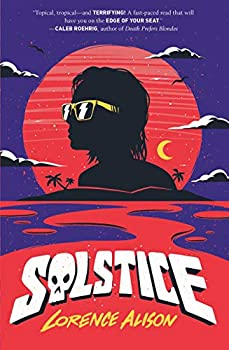 Solstice by Lorence Alison science fiction and fantasy book and audiobook reviews