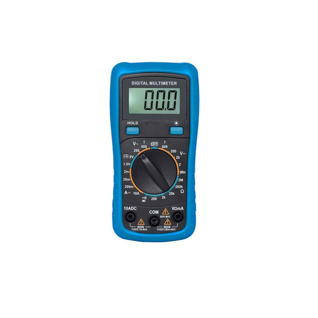 Topker High Precision Manual Automatic Range Electrical Professionals Household Digital Universal Meter Multimeter