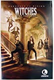 SDCC Comic Con 2014 Witches of East End 11 x 17 Poster