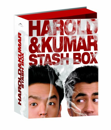 Harold and Kumar Stash Box : Go To White Castle / Escape From Guantanamo Bay