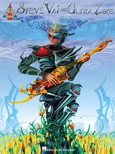 Steve Vai - The Ultra Zone (Guitar Recorded Versions) by Steve Vai (2002-01-01)