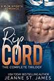 Rip Cord: The Complete Trilogy: An M/M Sports Romance