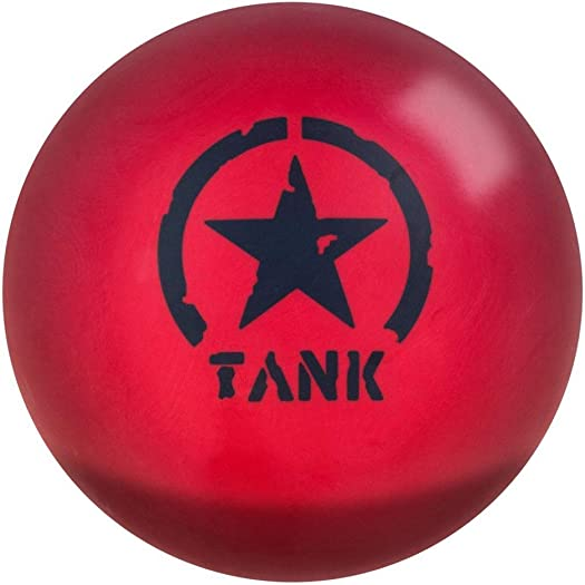 Motiv Tank Blitz Bowling Ball- Solid Red