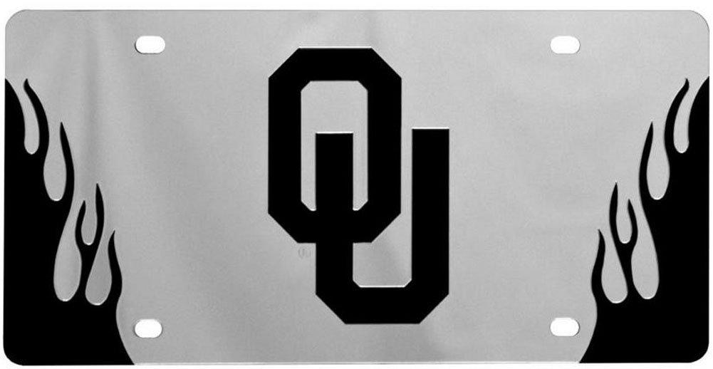 University of S90340 Acrylic Classic License Plates Wincraft Oklahoma