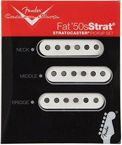 amazon com fender custom shop strat texas special pickup setamazon com fender custom shop strat texas special pickup set musical instruments