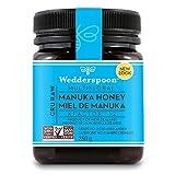Wedderspoon Non-GMO Organic Multifloral kFactor 12 Manuka Honey, 8.8 Ounce Jar (250g)