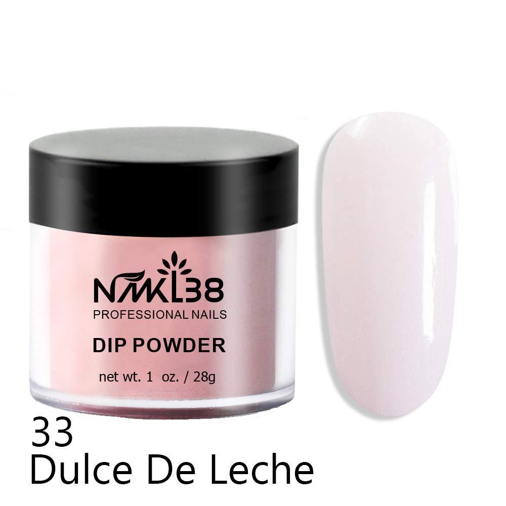 Amazon.com : NMKL Nail Dip Powder Professional Manicure Tools, Natural Dry, No Nail Lamp Curing, 1 oz (Dulce de Leche) : Beauty