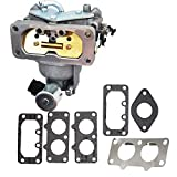 Carburetor Carb for Kawasaki Nikki FH661V 22 HP Engine M1F fits Some FH680V 15004-0760,15004-1008 & FH721V Carburetor