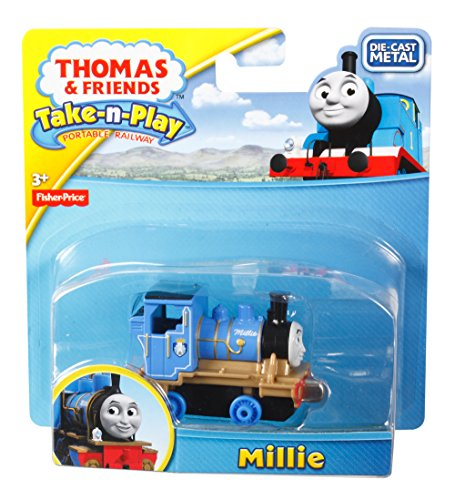Fisher-Price Thomas & Friends Take-N-Play Millie