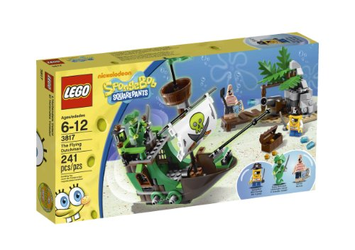 Bikini Bottom Lego Set in Australia - 5