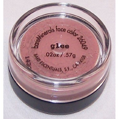 Bare Escentuals Glee Face Color Bare Minerals All Over Face Color by BareMinerals item # 26049 .02oz/.57g NEW SEALED ()