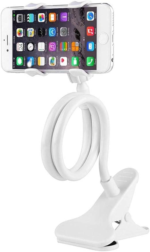 ZChun Mobile Lazy Bracket Two Clamp - Soporte Flexible para ...