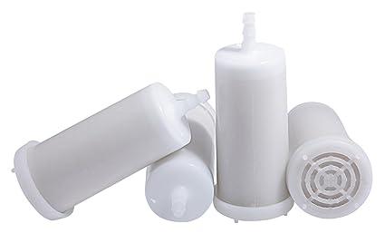 Ablandadores de agua antical para máquina de café espresso (bsw. Rancilio Silvia) y