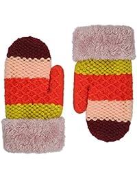 Kids Mittens Winter Gloves,Boys&Girls Reversible Cuff...