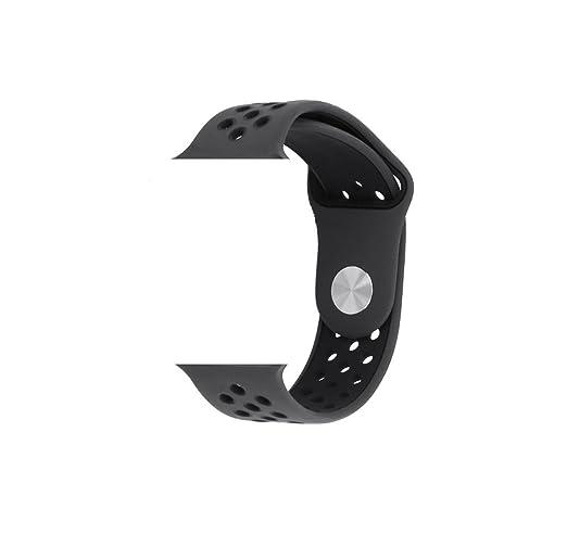 246 opinioni per ZRO Smartwatch Cinturino, Morbido Silicone Sport Cinturini di Ricambio per Apple