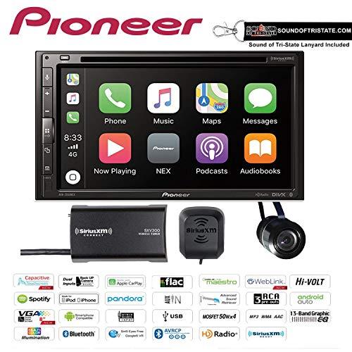 (Pioneer AVH-2550NEX in Dash 6.8