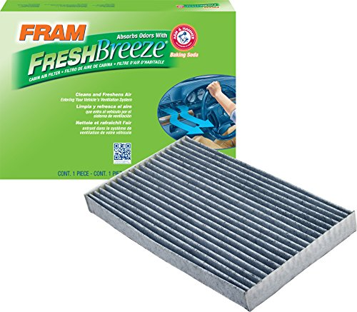 FRAM CF11177 Fresh Breeze Cabin Air (Breeze Leaf)