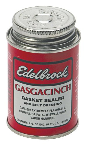 Edelbrock  9300 Gasgacinch Gasket Sealer - 4 oz.