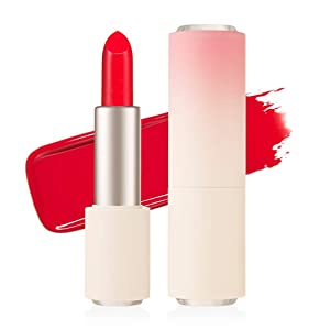 ETUDE HOUSE Heart Blossom Better Lips-Talk (#RD301 Thank U Tangmo Pan) | Cherry Blossom Limited-Edition | This Lipstick gives Long-Lasting Vivid Color and Hydro Shine to the Lips