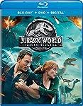 Cover Image for 'Jurassic World: Fallen Kingdom'