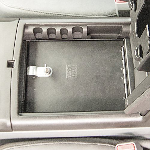- Tuffy 334-01 Black Insert for 2009-2014 Ford F-150 W/Full Console and Column Shift