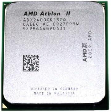 Amazon Com Amd Athlon Ii X2 Dual Core 240 2 8ghz Processor Bu0877 Category Processors Computers Accessories