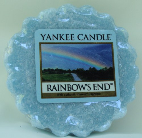 Yankee Candle Wax Potpourri Tart, Rainbow's End, RETIRED
