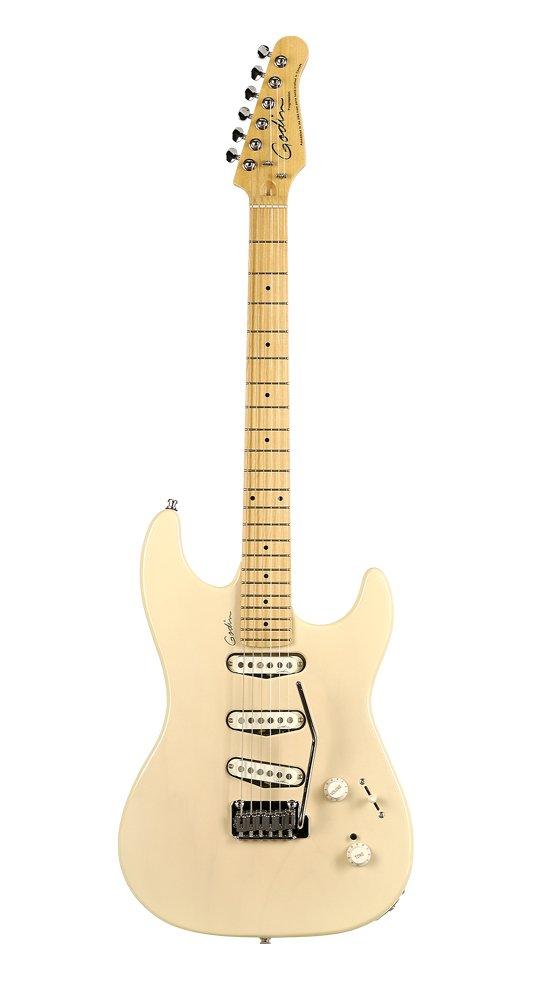 Godin progresión (guitarra eléctrica, Crema, mástil de madera de ...