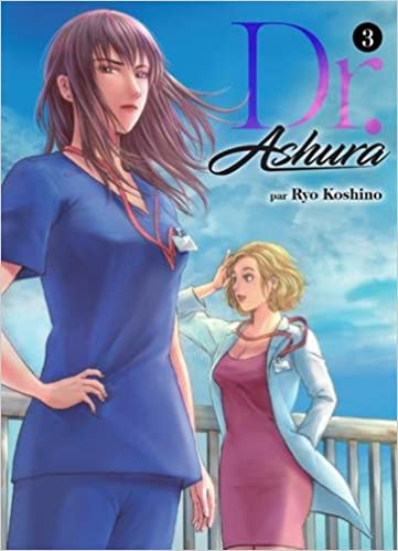 Dr. Ashura - tome 3 (03)