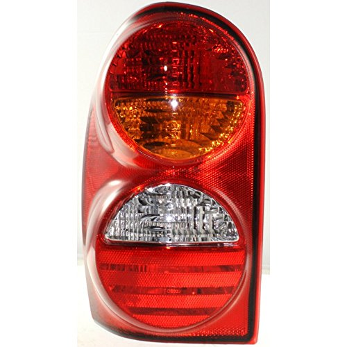 Tail Light for Jeep Liberty 02-04 Assembly Left ()