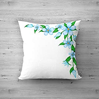 51m7z zDGLL. SS320 Flower Square Design Printed Cushion Cover