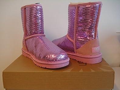 ugg rosa pailletten