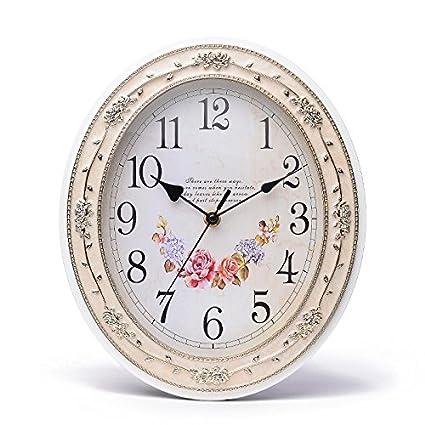 """WXIN El Reloj Digital, Reloj De Pared"""" Mute Mesa De Pared Cuarzo Digital"""
