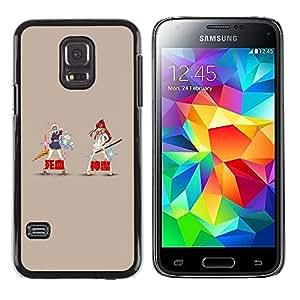 Stuss Case / Funda Carcasa protectora - Anime japonés - Samsung Galaxy S5 Mini, SM-G800