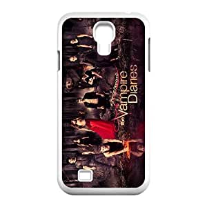 [bestdisigncase] For SamSung Galaxy S4 Case -TV Series The Vampire Diaries PHONE CASE 8