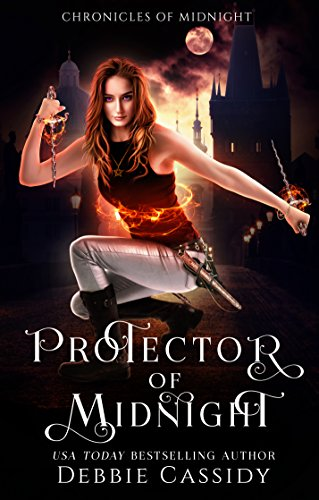 Protector of Midnight: an Urban Fantasy Novel (Chronicles of Midnight Book 1) by [Cassidy, Debbie]