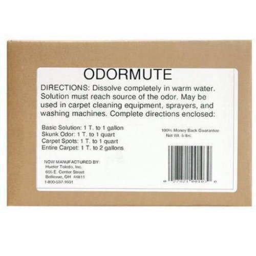 Odormute Unscented – 5 pound, My Pet Supplies