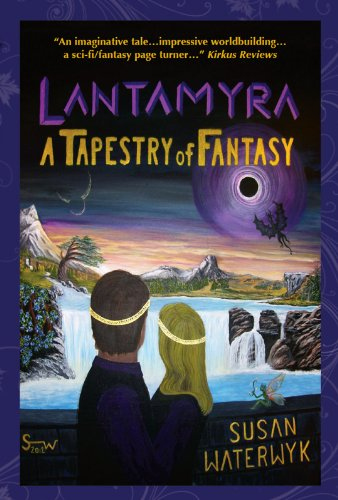 Book: Lantamyra - A Tapestry of Fantasy by Susan Waterwyk