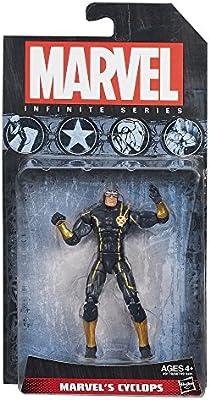 "3.75/"" Marvel Avengers Infinite Series Cyclops Figure"