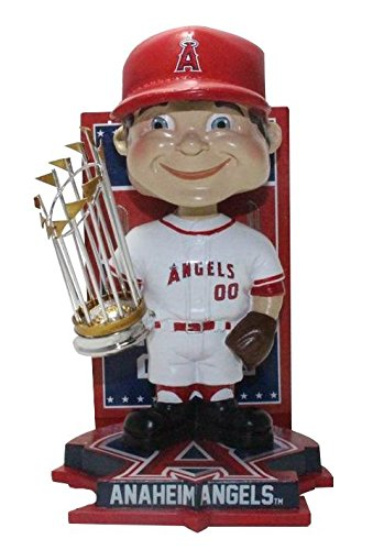 - FOCO Los Angeles Angels MLB World Series Champions Series - Numbered to 1,000 Bobblehead