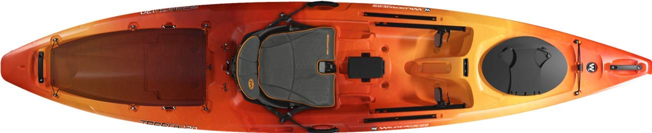 2020 Wilderness Systems Tarpon 120 Recreational Kayak - New Features by Wilderness Systems